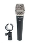 CAD D89 Premium Supercardioid Dynamic Instrument Microphone