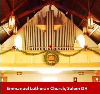 Emmanuel Lutheran Church, Salem OH