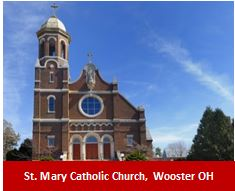 St. Mary Catholic, Wooster OH