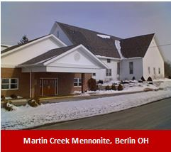 Martin's Creek Mennonite, Berlin OH