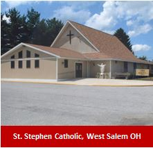 St. Stephen Catholic, West Salem OH
