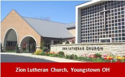 Zion Lutheran Church, Youngstown OH