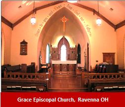 Grace Episcopal Church, Ravenna OH