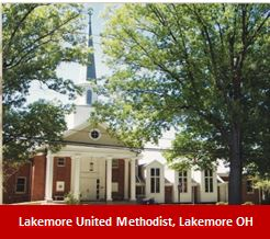 Lakemore United Methodist, Lakemore OH