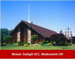 Mount Zwingli United Church of Christ, Wadsworth OH