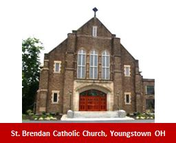 St. Brendan Catholic Church, Youngstown OH