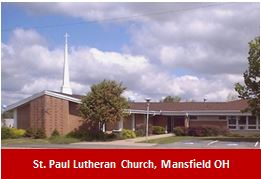 St. Paul Lutheran Church, Mansfield OH