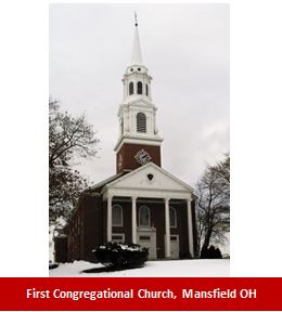 First Congregational Church, Mansfield OH