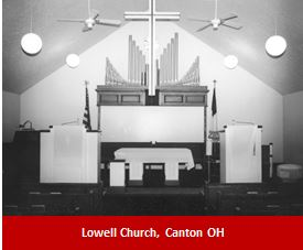 Lowell Church, Canton OH