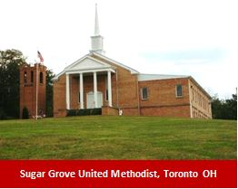 Sugar Grove United Methodist, Toronto OH