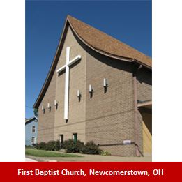 First Baptist Church, Newcomerstown OH