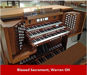 Blessed Sacrament, Warren OH