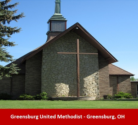 Greensburg United Methodist - Greensburg OH