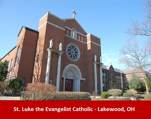 St. Luke the Evangelist - Lakewood, OH