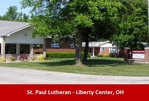 St. Paul Lutheran - Liberty Center, OH