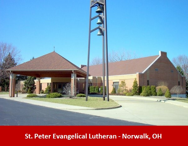 St. Peter Evangelical Lutheran - Norwalk, OH