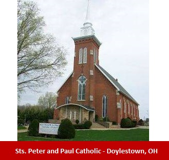 Sts. Peter and Paul - Doylestown, OH