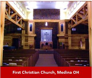 First Christian Church, Medina OH