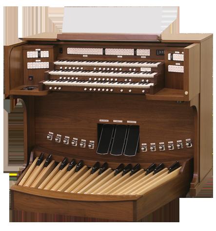 L-324e Allen Organ