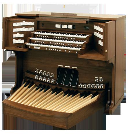 L-343 Allen Organ