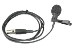 Sound Projections Lapel Microphone for OPT-33FA body-pack-transmitter.