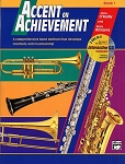 Accent on Achievement Baritone B.C. Book 1