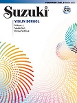 Suzuki Violin School Volume 1 Book & CD