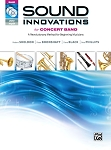 Sound Innovations for Concert Band Clarinet Book 1