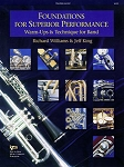 Foundations for Superior Performance Baritone Sax