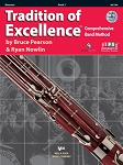 Tradition of Excellence Bassoon Book 1
