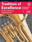 Tradition of Excellence Baritone/Euphonium T.C. Book  1