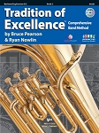 Tradition of Excellence Baritone/Euphonium B.C. Book 2
