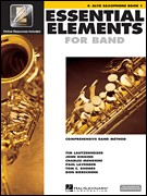Essential Elements for Band Alto Saxophone Book 1