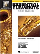 Essential Elements for Band Tenor Saxophone Book 1