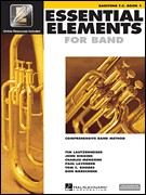 Essential Elements for Band Baritone T.C. Book 1