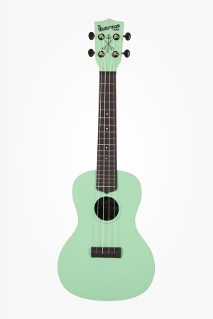 Waterman Sea Foam Green Concert Ukulele