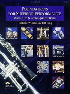 Foundations for Superior Performance Euphonium T.C.