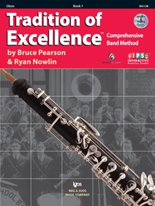 Tradition of Excellence Oboe Book  1
