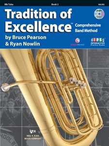 Tradition of Excellence Tuba Book 2