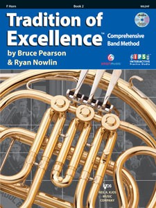 Tradition of Excellence F Horn Book 2