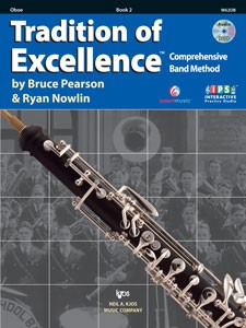 Tradition of Excellence Oboe Book 2