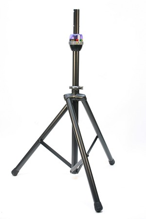 "Sound Projections Heavy-Duty  ""TeleLock"" Speaker Stand with Tote  Bag"